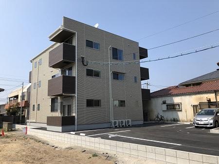福岡市博多区アパート